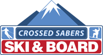 Crossed Sabers Logo