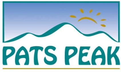 Pats Peak Logo